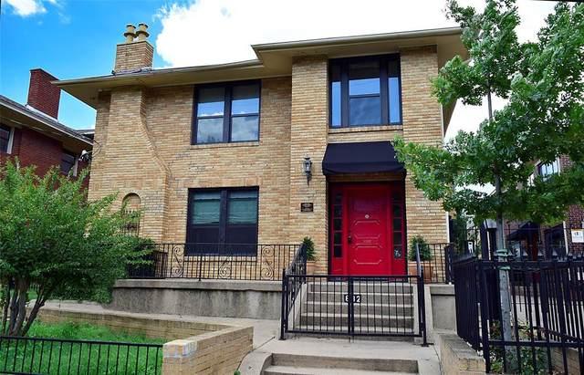 832 Blaylock Drive, Dallas, TX 75203 (MLS #14596765) :: The Heyl Group at Keller Williams