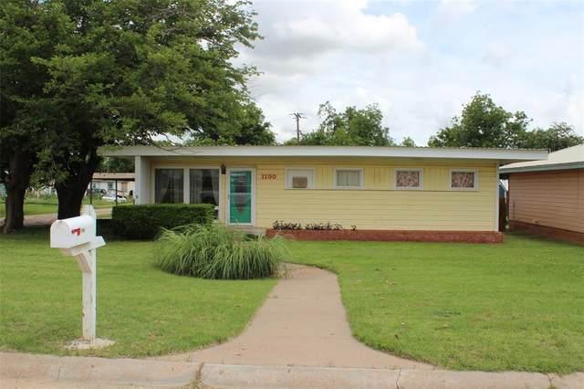 1100 SE 5th Street, Knox City, TX 79529 (MLS #14596794) :: Real Estate By Design