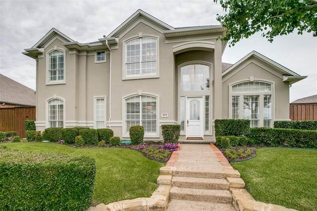 9613 Windy Hollow Drive, Irving, TX 75063 (MLS #14596795) :: The Rhodes Team