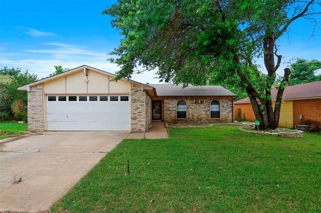 2125 Foxcroft Lane, Arlington, TX 76014 (MLS #14596806) :: VIVO Realty