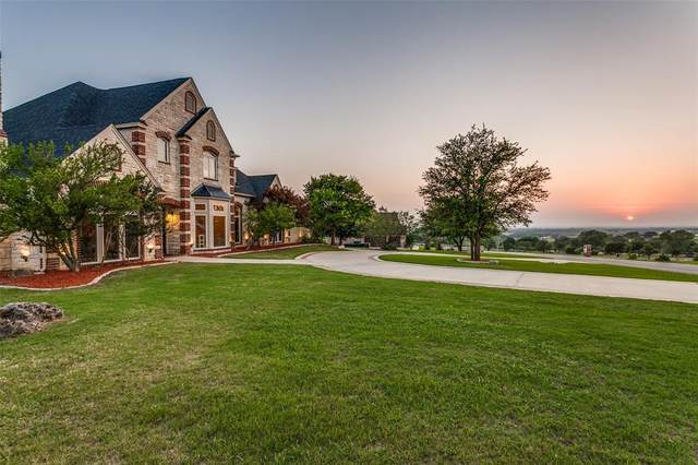 114 Club House Drive, Weatherford, TX 76087 (MLS #14596829) :: Real Estate By Design