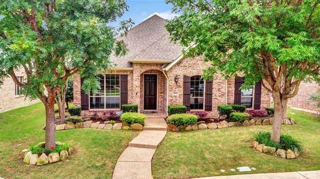 911 Cougar Drive, Allen, TX 75013 (MLS #14596849) :: Jones-Papadopoulos & Co