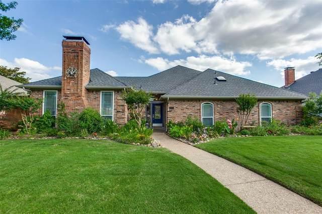 3928 Camino Drive, Plano, TX 75074 (MLS #14596865) :: Real Estate By Design