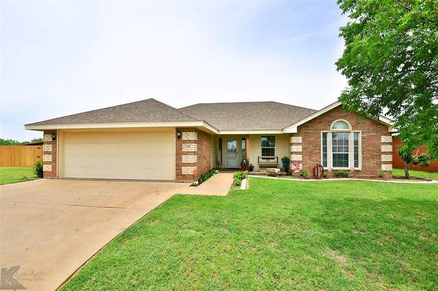 190 Cotton Candy Road, Abilene, TX 79602 (MLS #14596888) :: The Russell-Rose Team