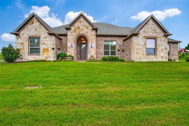 1000 Hilltop Drive, Lavon, TX 75166 (MLS #14596911) :: Real Estate By Design