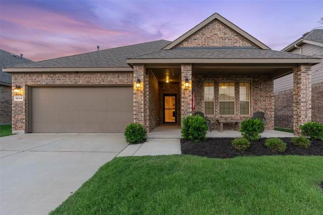 2105 Lake Cliff Drive, Little Elm, TX 75068 (MLS #14596945) :: DFW Select Realty