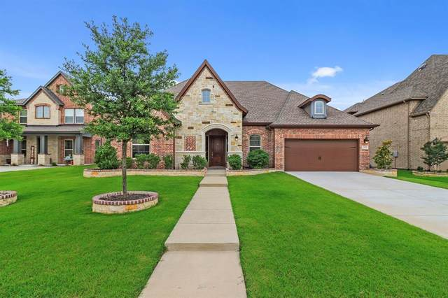 1441 Brookhill Lane, Prosper, TX 75078 (MLS #14597001) :: VIVO Realty