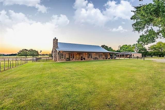 1861 Country Road 4200, Winnsboro, TX 75494 (MLS #14597007) :: Craig Properties Group
