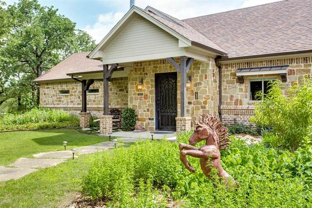 1395 County Road 2461, Alvord, TX 76225 (MLS #14597028) :: Real Estate By Design