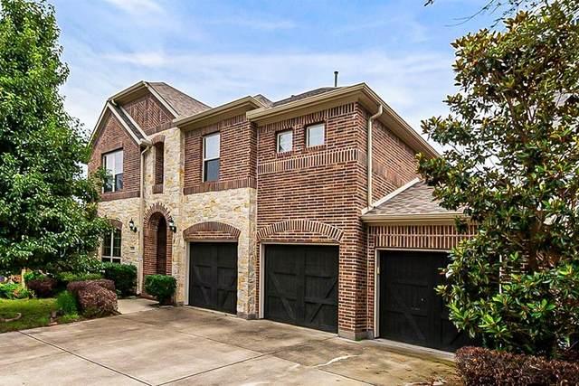 112 Bellegrove Drive, Mckinney, TX 75071 (MLS #14597030) :: The Mitchell Group