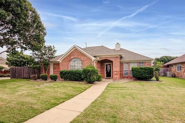 101 Violet Drive, Allen, TX 75002 (MLS #14597041) :: The Good Home Team