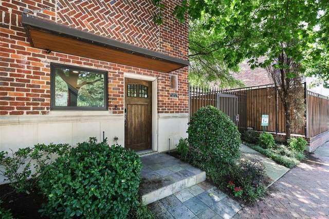 2411 N Hall Street #33, Dallas, TX 75204 (MLS #14597055) :: Premier Properties Group of Keller Williams Realty