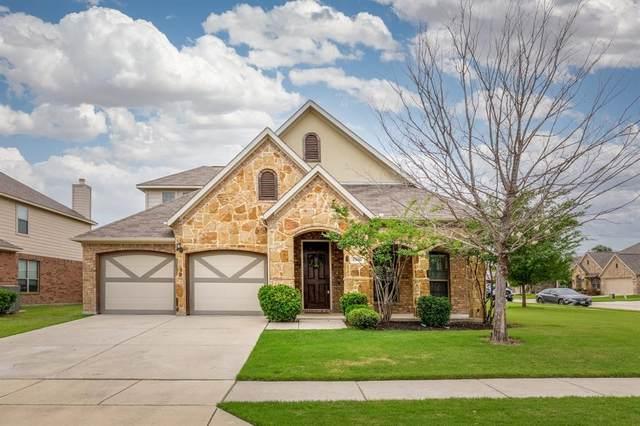 1500 Elizabeth Creek Drive, Little Elm, TX 75068 (MLS #14597056) :: Real Estate By Design