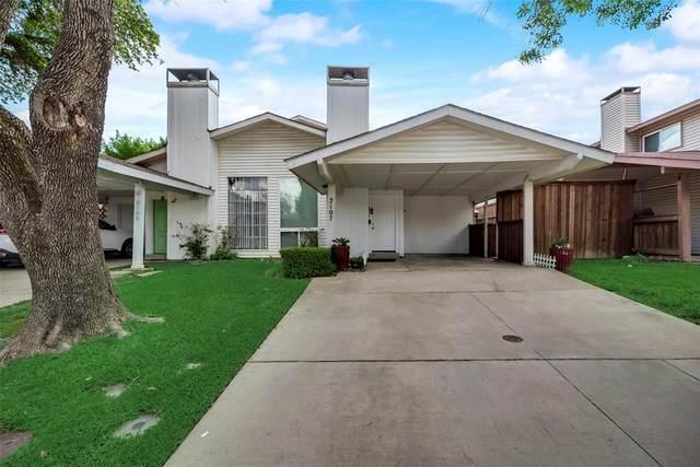 2107 Via Balboa, Carrollton, TX 75006 (MLS #14597074) :: The Good Home Team