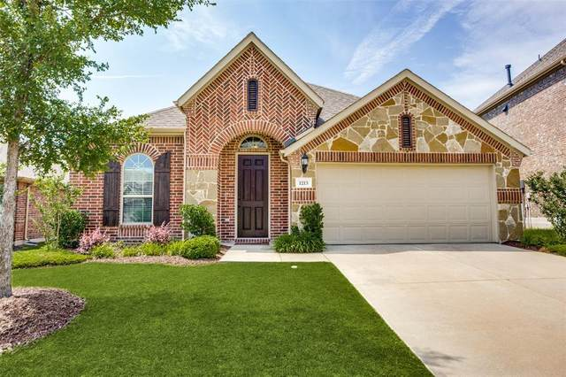 1213 Caney Creek Lane, Mckinney, TX 75071 (MLS #14597077) :: Real Estate By Design