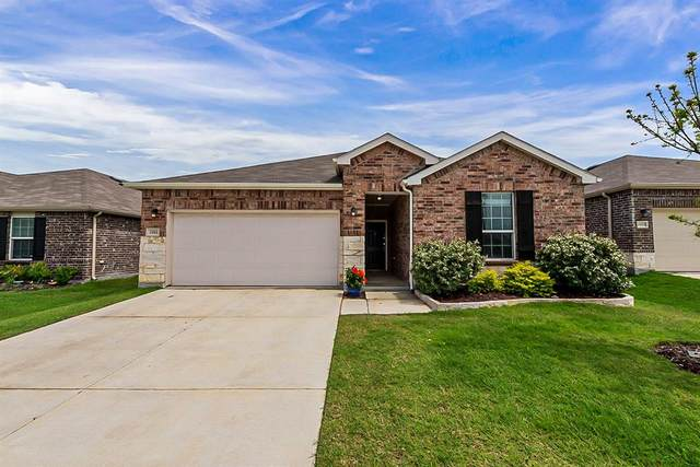 1921 Trace Drive, Aubrey, TX 76227 (MLS #14597079) :: Real Estate By Design