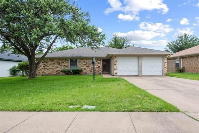 1910 Roosevelt Drive, Pantego, TX 76013 (MLS #14597083) :: VIVO Realty