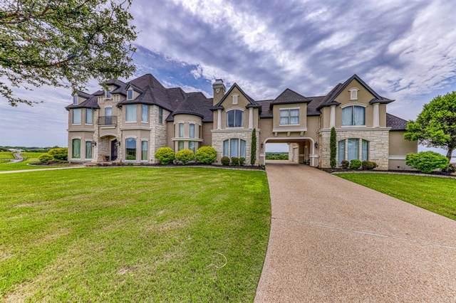 3805 Bethel Road, Weatherford, TX 76087 (MLS #14597096) :: Real Estate By Design
