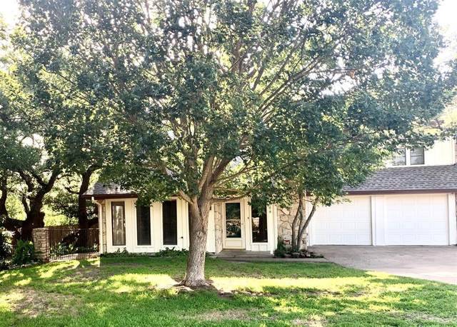106 Valley Circle, Weatherford, TX 76086 (MLS #14597116) :: Real Estate By Design