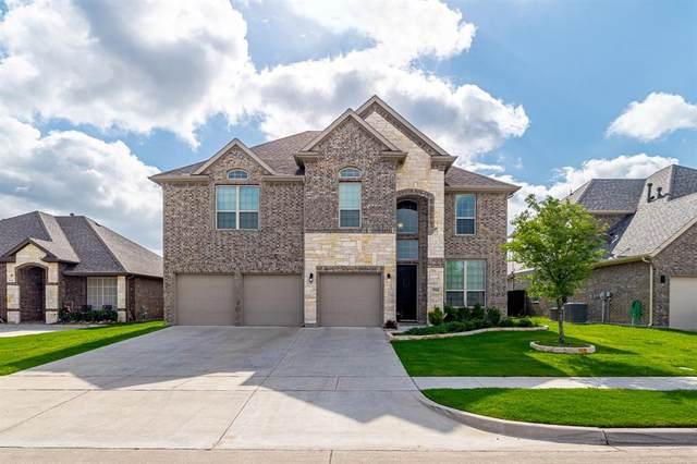 7544 Waterpoint Street, Grand Prairie, TX 75054 (MLS #14597119) :: EXIT Realty Elite