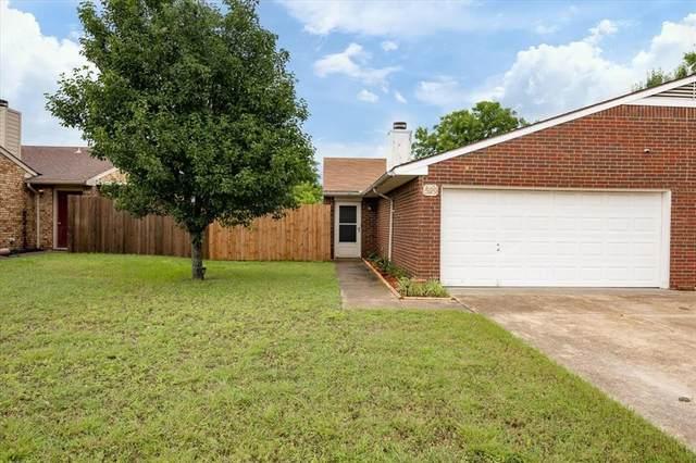 529 Bluebird Lane B, Red Oak, TX 75154 (MLS #14597150) :: The Good Home Team