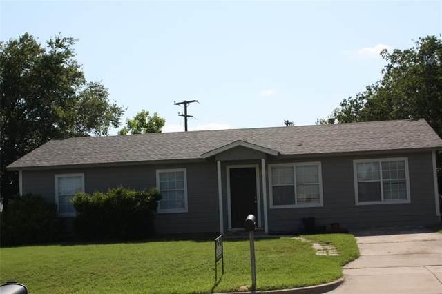 801 Renfro Drive, White Settlement, TX 76108 (MLS #14597151) :: The Heyl Group at Keller Williams