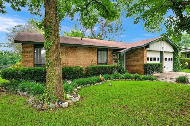 1006 E Martin Lane, Sherman, TX 75090 (MLS #14597189) :: Real Estate By Design