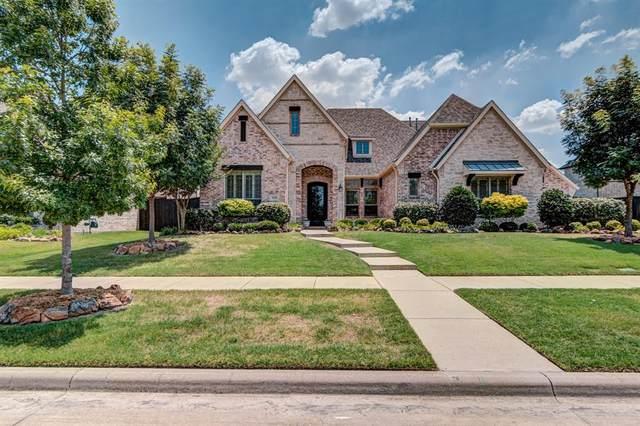 15191 Maroon Bells Lane, Frisco, TX 75035 (MLS #14597197) :: Wood Real Estate Group