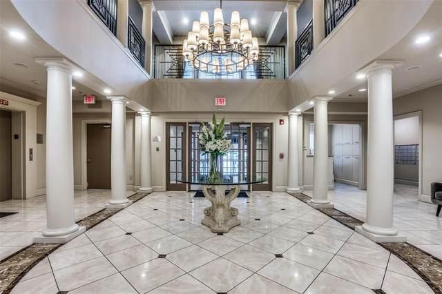 3400 Welborn Street #414, Dallas, TX 75219 (MLS #14597203) :: Premier Properties Group of Keller Williams Realty