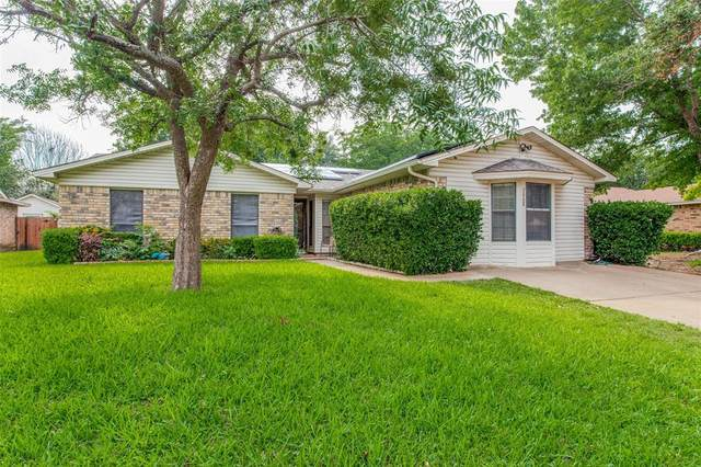 7608 Xavier Drive, Fort Worth, TX 76133 (MLS #14597220) :: Real Estate By Design