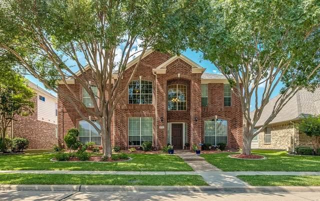 5712 Vineyard Lane, Mckinney, TX 75070 (MLS #14597233) :: Real Estate By Design