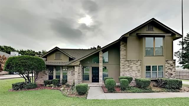 4611 Sierra Lane, Arlington, TX 76016 (MLS #14597242) :: HergGroup Dallas-Fort Worth