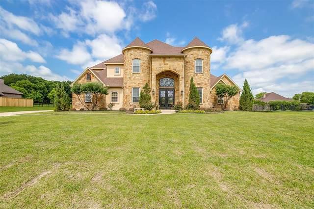 143 The Lakes Drive, Aledo, TX 76008 (MLS #14597244) :: Potts Realty Group