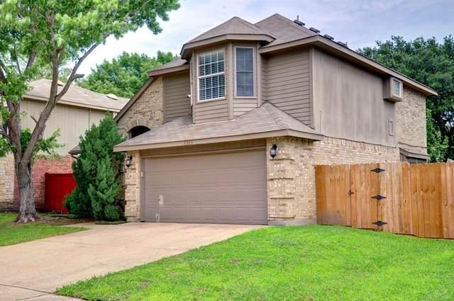 5303 Sherburne Drive, Arlington, TX 76018 (MLS #14597249) :: Rafter H Realty