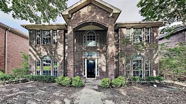 735 Ridgemont Drive, Allen, TX 75002 (MLS #14597294) :: Real Estate By Design
