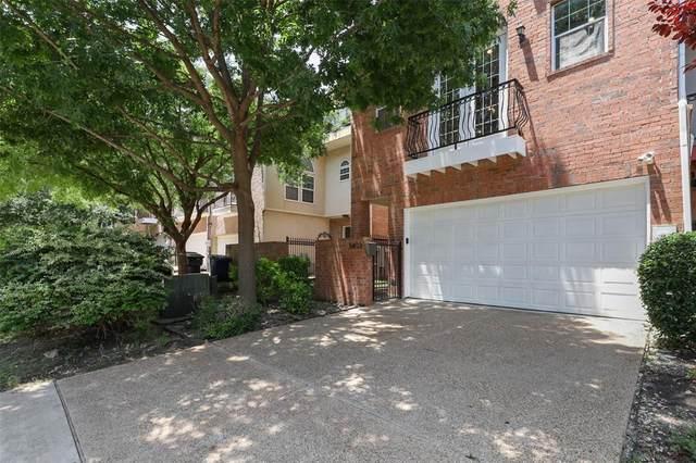 5803 Lewis Street, Dallas, TX 75206 (MLS #14597312) :: The Heyl Group at Keller Williams