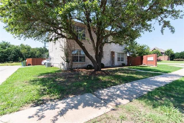 1444 Stella Drive, Lewisville, TX 75067 (MLS #14597351) :: The Rhodes Team