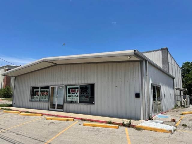 1621 Coggin  A Avenue, Brownwood, TX 76801 (MLS #14597370) :: The Rhodes Team