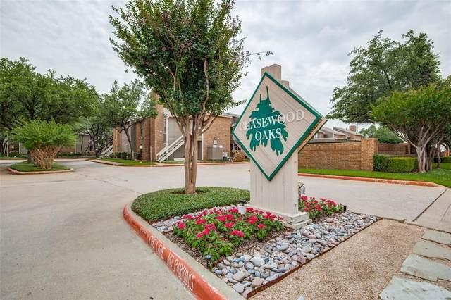 1104 Quail Valley Lane #218, Arlington, TX 76011 (MLS #14597377) :: Front Real Estate Co.