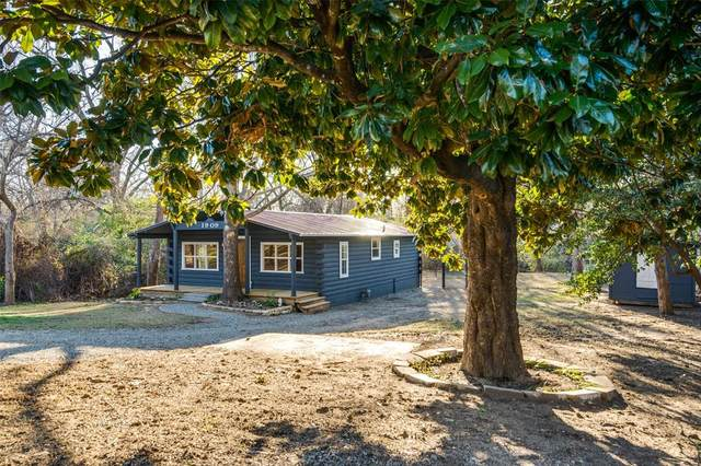1909 S Lamar Avenue, Denison, TX 75021 (MLS #14597383) :: The Hornburg Real Estate Group