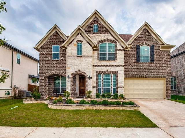13201 Bold Venture Avenue, Frisco, TX 75035 (MLS #14597389) :: Rafter H Realty