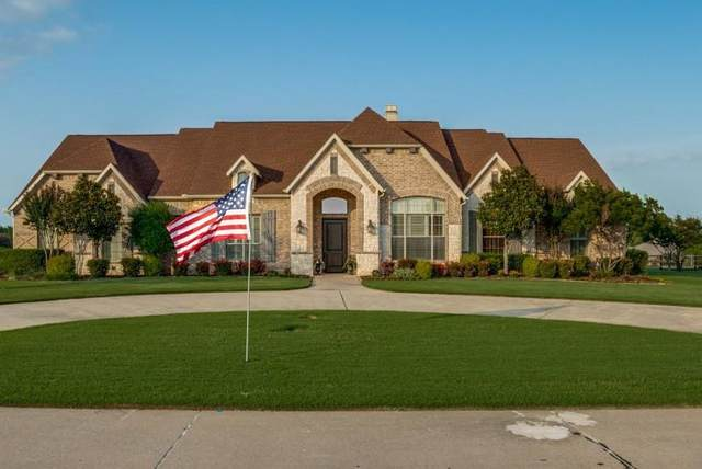 1437 Rolling Hill, Celina, TX 75009 (MLS #14597408) :: The Mike Farish Group