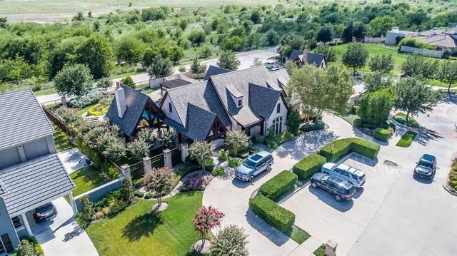 9349 Sagrada Park, Fort Worth, TX 76126 (MLS #14597410) :: Real Estate By Design