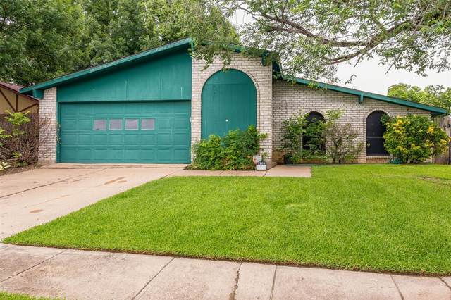 7304 Bristlecone Court, Fort Worth, TX 76137 (MLS #14597428) :: Real Estate By Design
