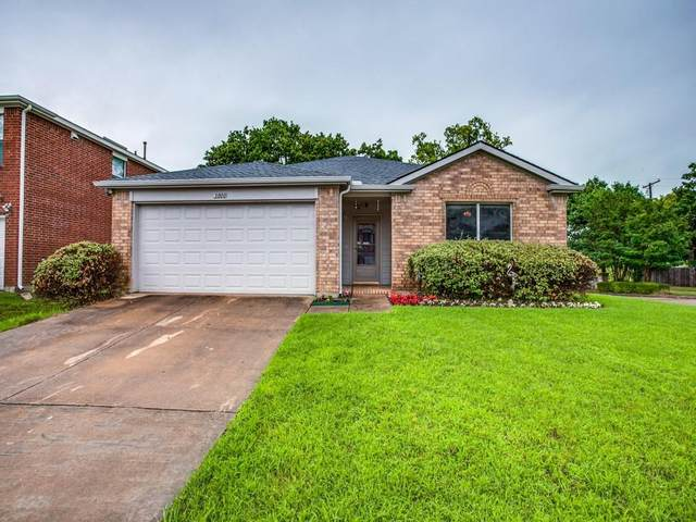 3000 Post Oak Drive, Seagoville, TX 75159 (MLS #14597445) :: Real Estate By Design