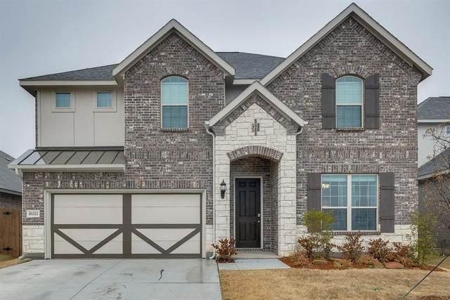 10221 Fox Manor Trail, Fort Worth, TX 76131 (MLS #14597457) :: Real Estate By Design
