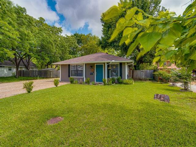 203 Rousseau Street, Waxahachie, TX 75165 (MLS #14597461) :: Keller Williams Realty