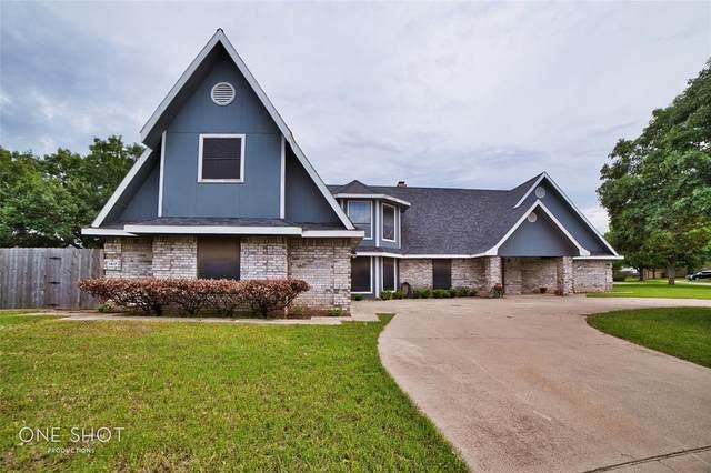1817 Smith Drive, Abilene, TX 79601 (MLS #14597462) :: The Chad Smith Team