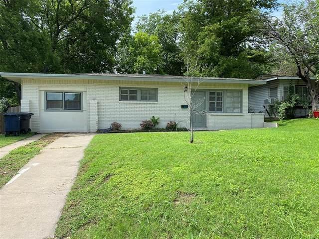 4417 Wellesley Avenue, Fort Worth, TX 76107 (MLS #14597517) :: Keller Williams Realty
