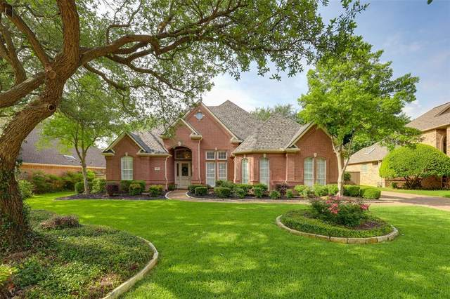 320 Glenrose Court, Southlake, TX 76092 (MLS #14597524) :: Real Estate By Design